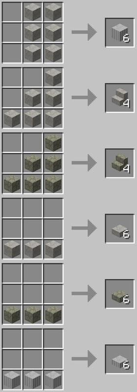 Minecrart : [Mods] Minecraft Chisel Mod 1.6.4/1.6.2/1.5.2