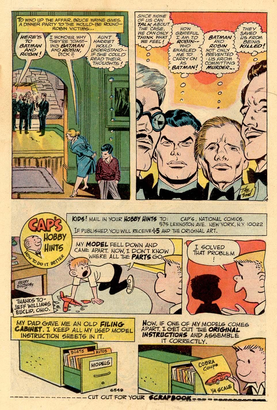 Detective Comics (1937) 367 Page 21