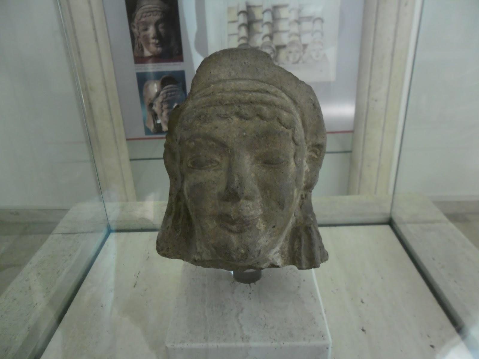 Raccontare la natura e l 39 arte museo archeologico di frosinone for Arte e arredo frosinone