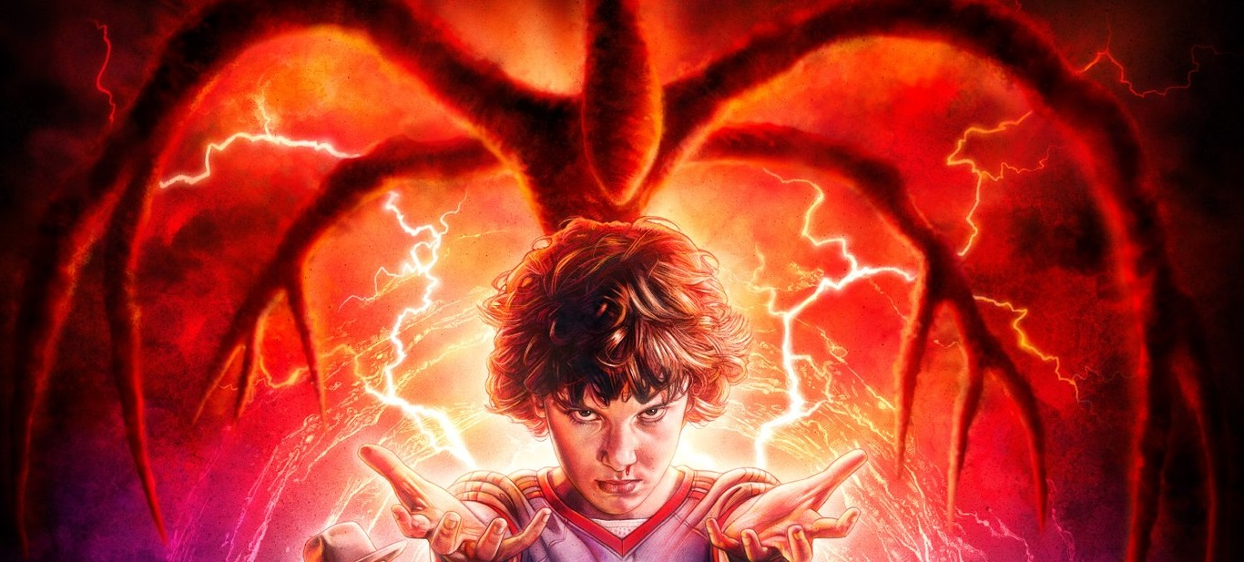 Stranger Things 2nd Season Get Spooky Poster For Halloween.