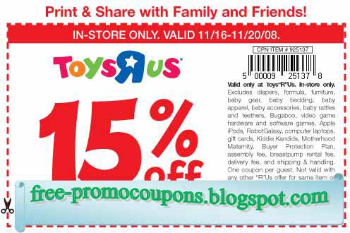 Babies r us coupons march 2018 printable