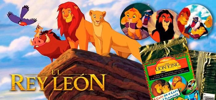Caps El Rey León