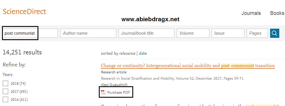 Cara Download Jurnal Berbayar Gratis Dengan SCI-Hub ...