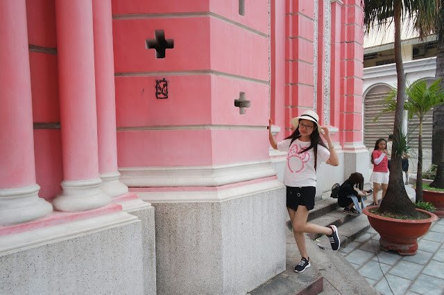 Tan Dinh Church (Pink Church)
