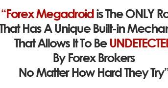 Megadroid Forex,il successo nelle tue mani