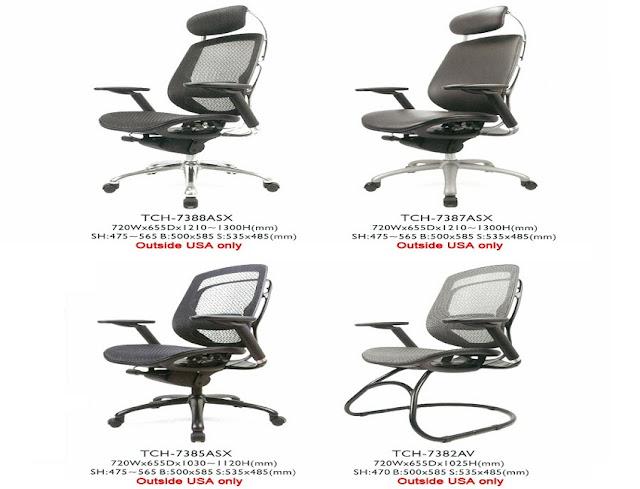 best top ergonomic office chair manufacturers