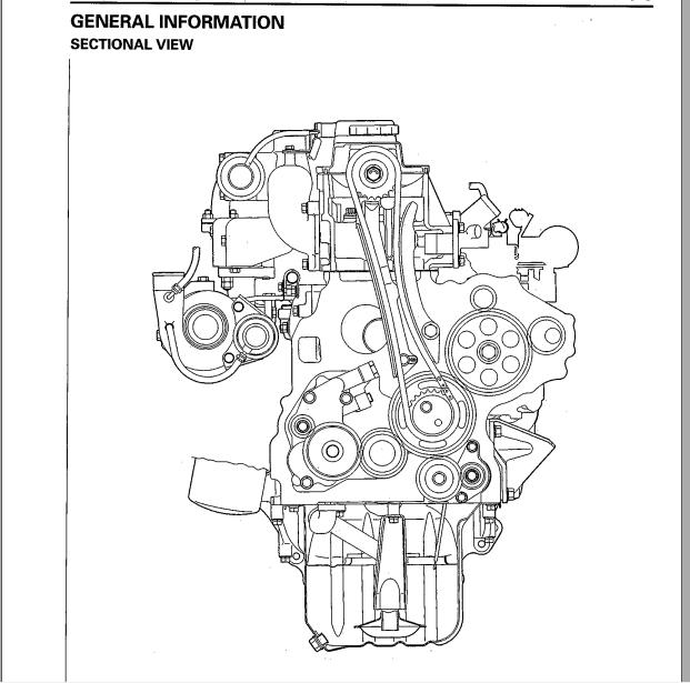 Mitsubishi Manual Engine 6d22 Manual
