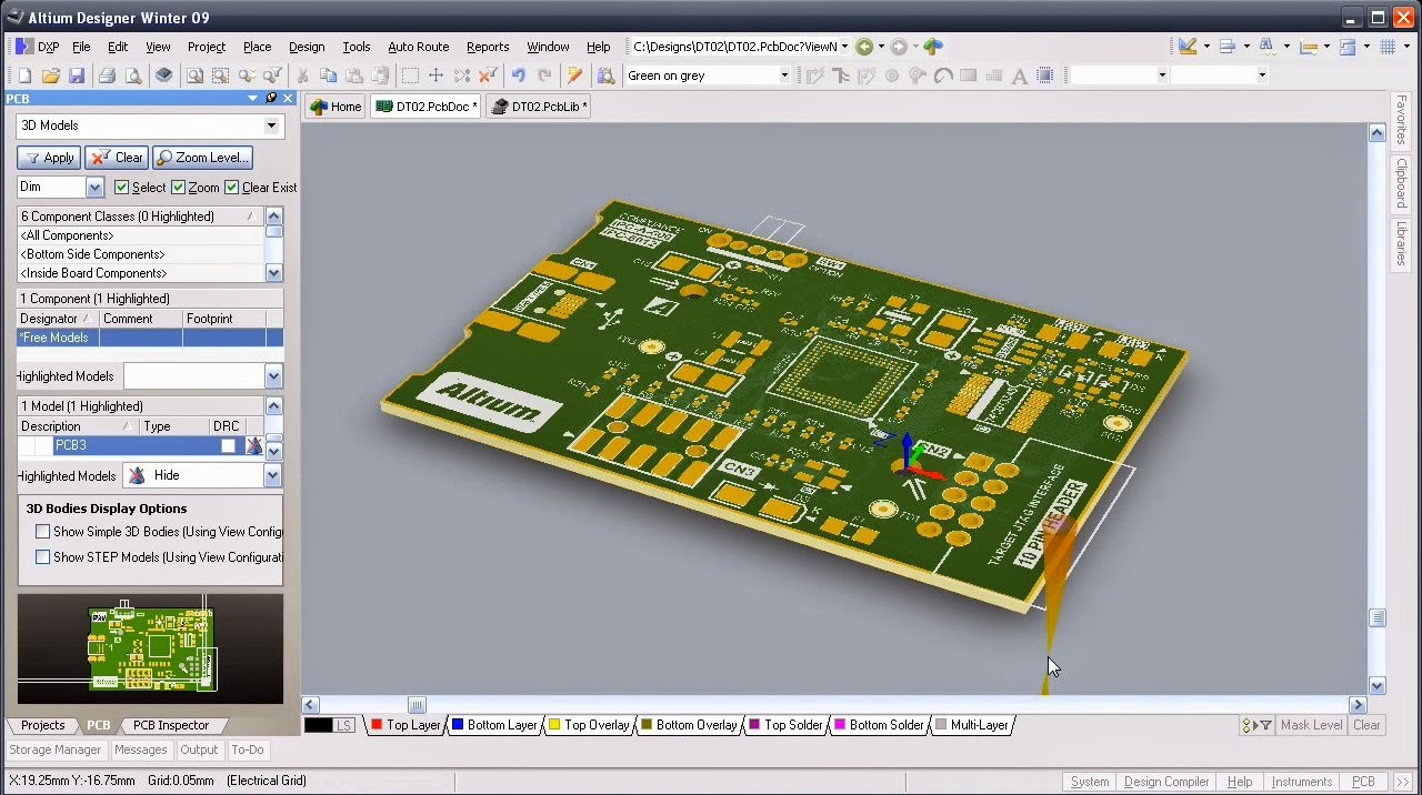 Altium designer 13.2.5 portable