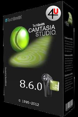 طريقة تفعيل برنامج Camtasia Studio 8 مدى الحياة  بدون كراك او فيروسات