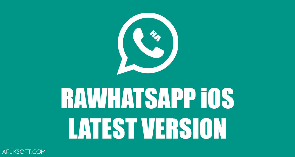 RA-WhatsApp iOS