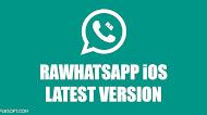 [UPDATE] Download RA-WhatsApp v8.15 iOS ANTI EXPIRED