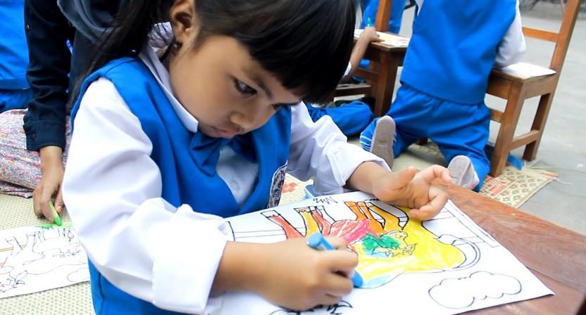 Contoh Instrumen: Lembar Observasi Psikomotorik Materi Pegas pendidikan