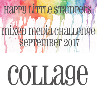 +++HLS September Mixed Media Challenge Collage до 30/09