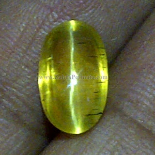 Batu Permata Opal Cat Eye - ZP 998