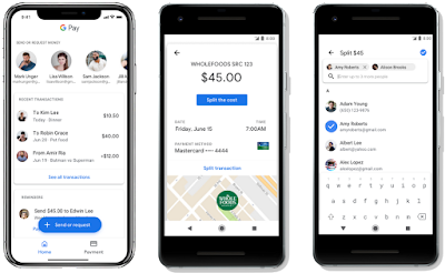 Google pay uber tez uber