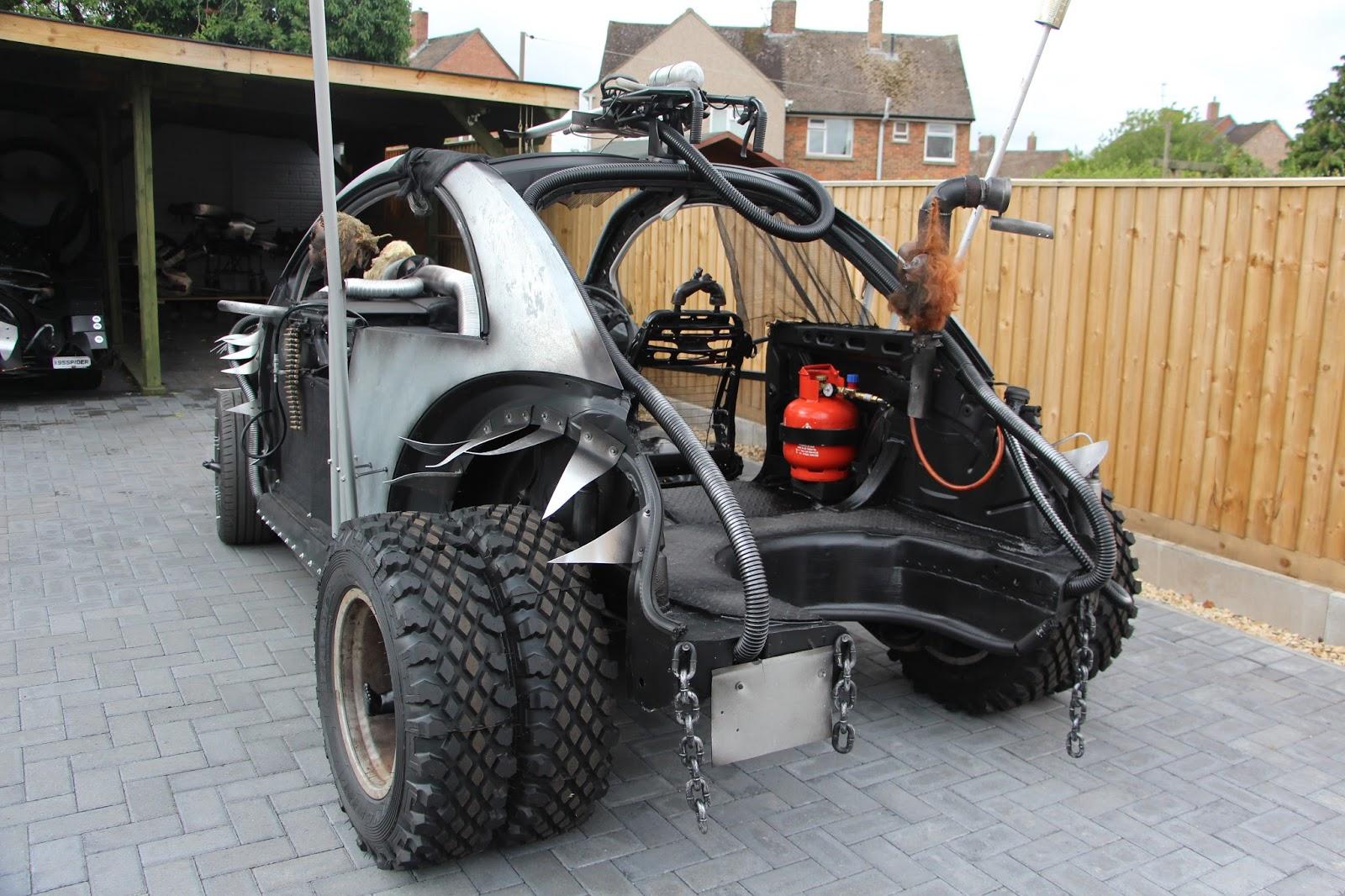 Podpadstudios New Mad Max Styled Apocalypse Bug