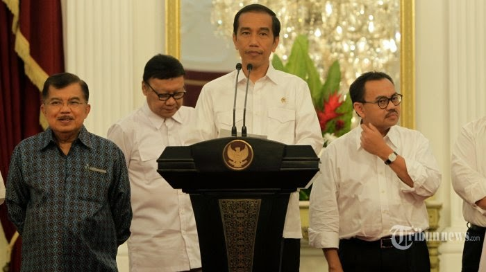 Jokowi hari ini resmikan tarif harga bbm naik lagi