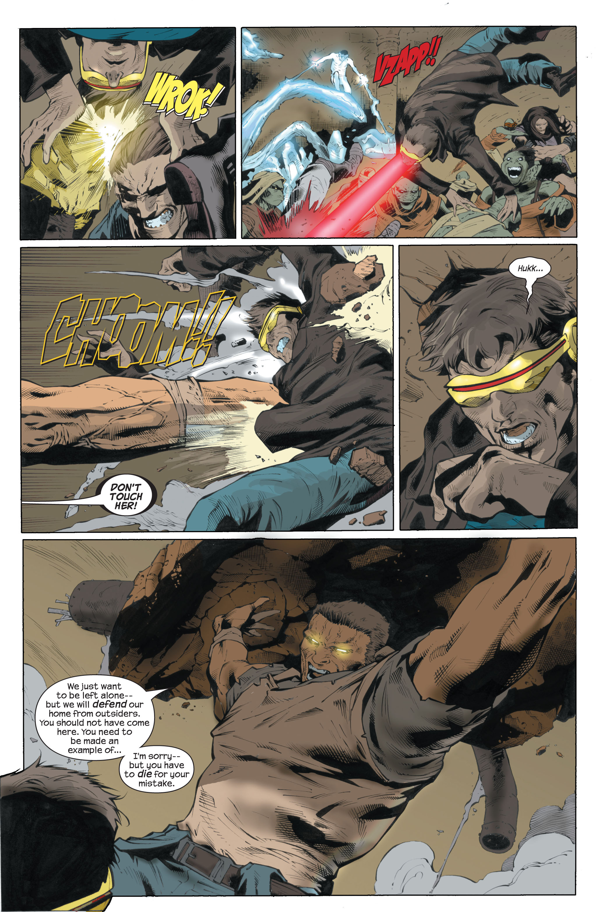 Read online Ultimate X-Men comic -  Issue #83 - 13