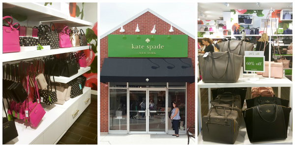 Kate Spade | Woodbury Common Premium Outlets, New Jersey