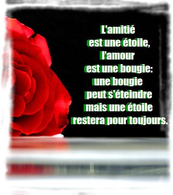 ... Citation d'amitié - Poème d'amitié - Phrase d'amitié - Proverbe d