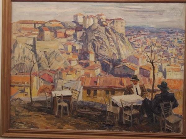 A Picture Of The Bulgarian Artist Marko Markov Art