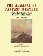 The Almanac of Fantasy Weather: Swords & Sorcery (DriveThruRPG)