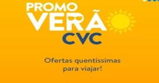Promoção CVC Verão 2019 Temporada de Verão - Ofertas Passagens Viajar