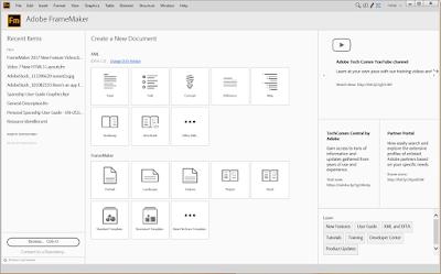 تنزيل برنامج adobe framemaker لانشاء الشروحات والعروض التقديمية مجانا