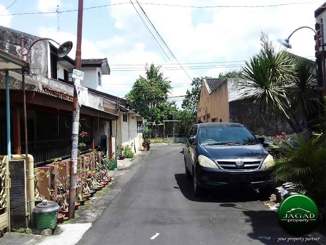 Rumah Murah dalam Perum Candi Gebang dekat Jogja Bay