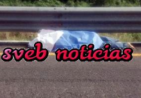 Hallan un ejecutado con narco-mensaje en autopista Cosoleacaque - La Tinaja