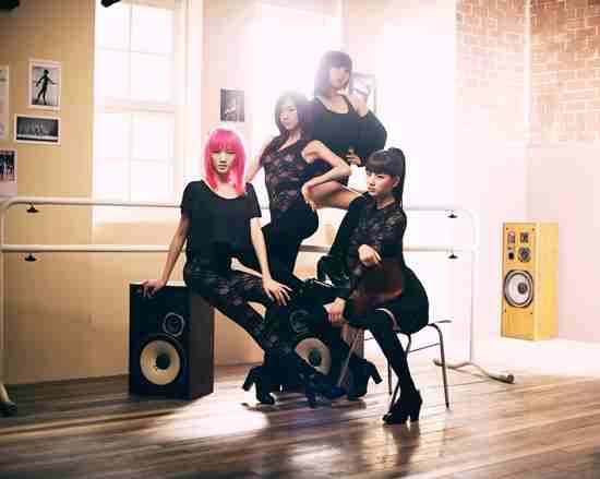 girlband kpop terbaik