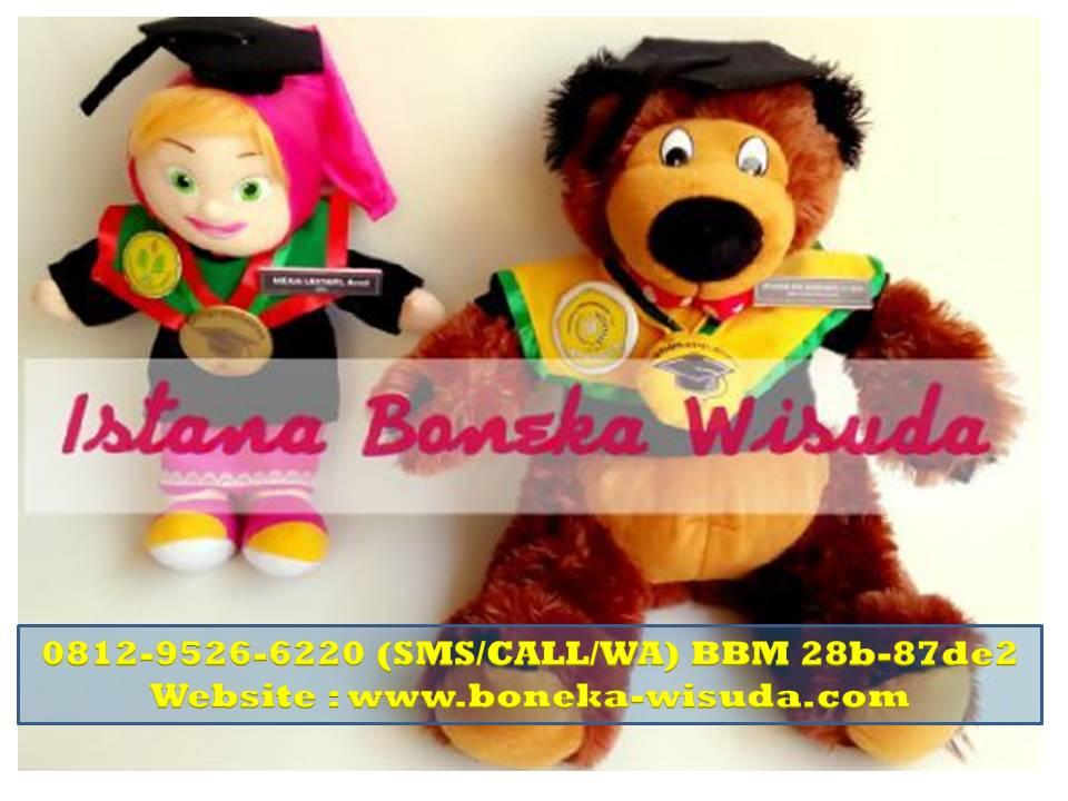 Boneka Wisuda Bandung  6887a66060