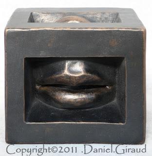 sculpture à six faces