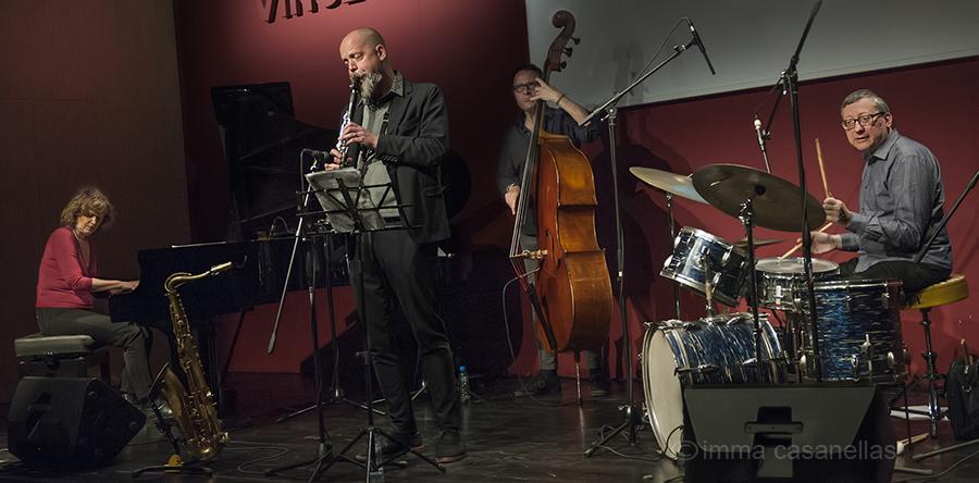 Enrique Heredia Quartet, Auditori de Vinseum, Vilafranca del Penedès, 22-abril-2017