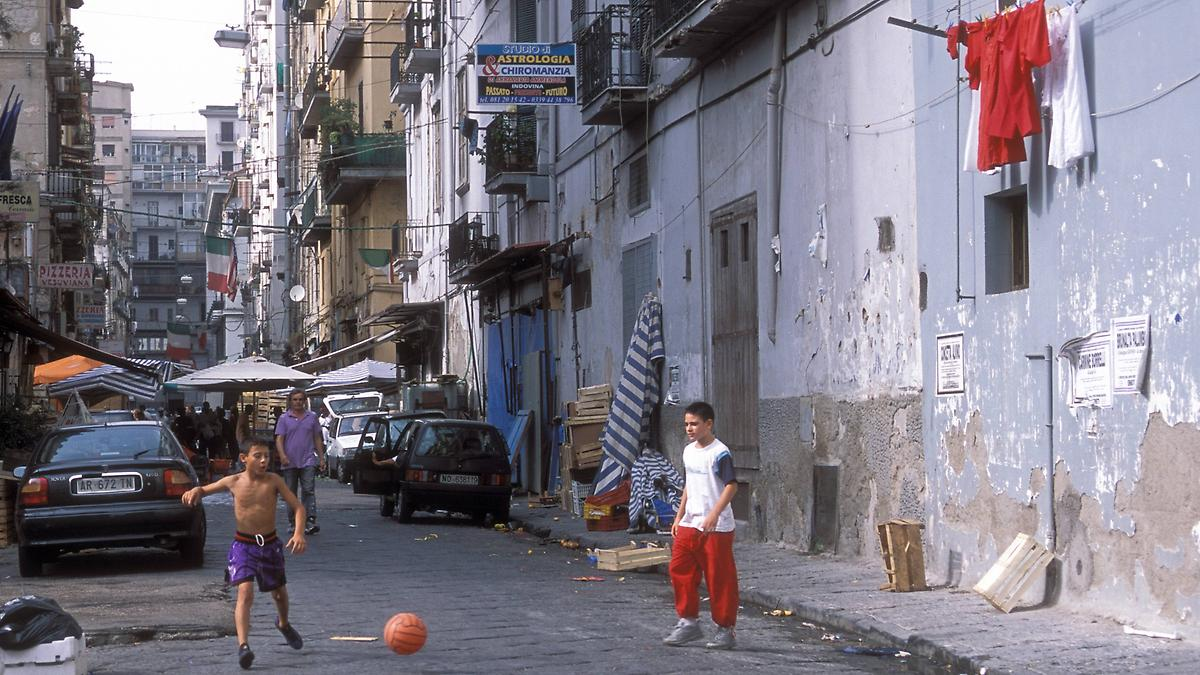 Mafia Neapel