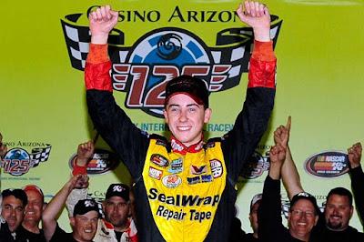 Ryan Blaney - NASCAR stars who got their starts in the K&N Series