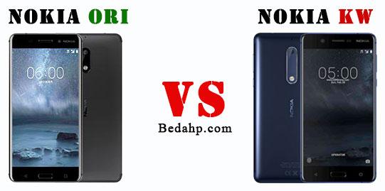 Cara Membedakan HP Nokia Asli dan Palsu (Semua Tipe)