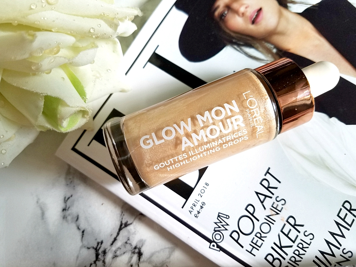 L´Oreal Paris Glow mon Amour Highlighting Drops - 15ml - 12.95 Euro Review
