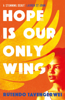 Hope is Our Only Wing by Rutendo Tavengerwei