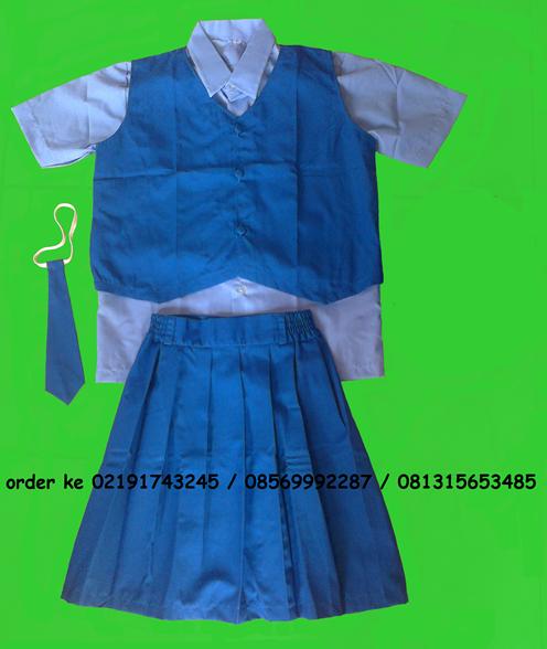seragam tk nasional seragam paud nasional