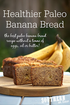 The Best Paleo Banana Bread Recipe