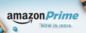 Amazon Prime Free Membership -30 Days Free Trail With Debit/Credit Card