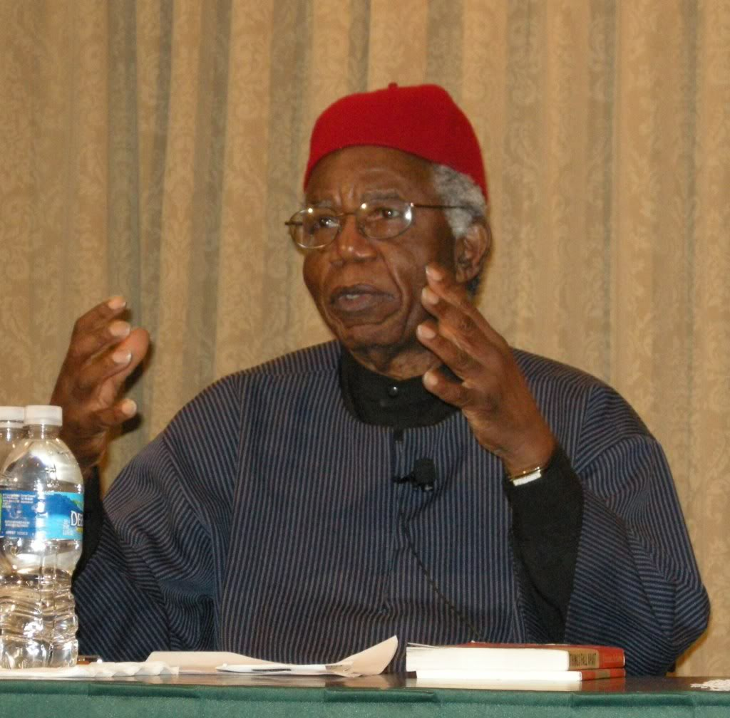 Things Fall Apart Author: MUST READ!: National Honours Controversy: Chinua Achebe's