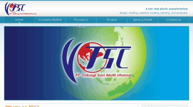 Lowongan Kerja Tangerang PT TSC Tagaki Sari Multi Utama Serang 2020