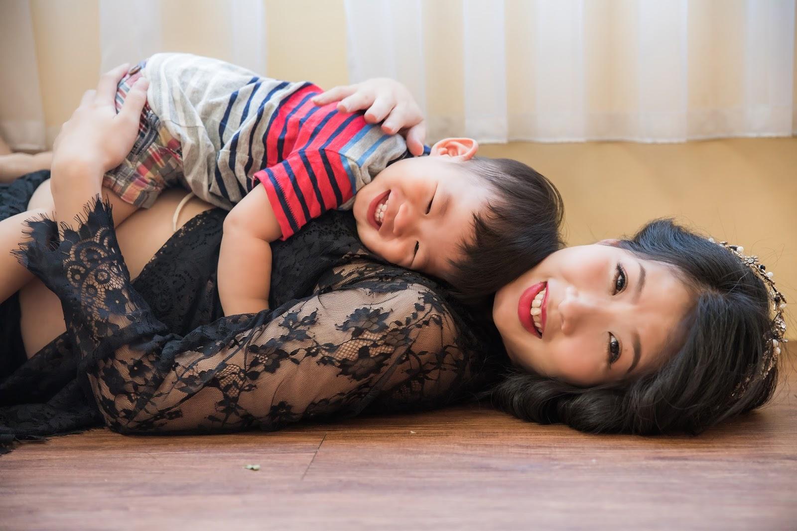 台南 孕婦寫真 女攝影師 南法 小步舞曲 台南民宿