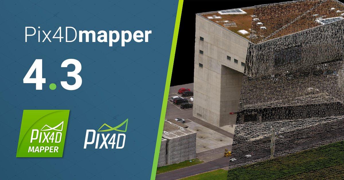 Fresh Bits: Download Pix4Dmapper 4 3 33 Perpetual Full