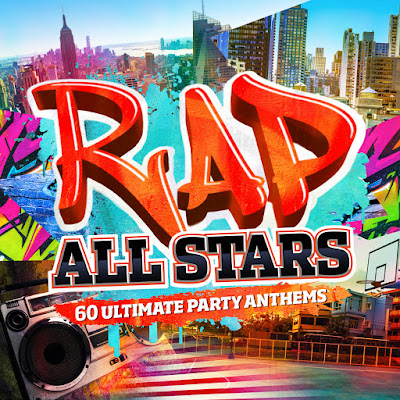 Rap All Stars 2018 3CD Mp3 320 Kbps