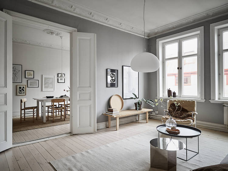 A Swedish Home That Will Sooth Your Soul!