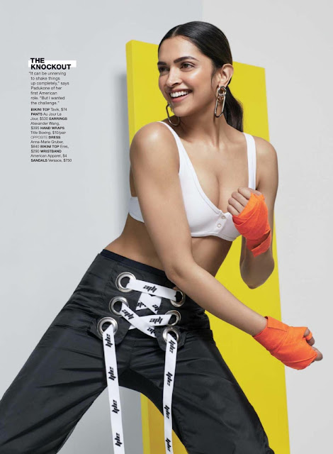 Deepika Padukone's Photoshoot For 'Self' Magazine Is Going To Give You Major BodyGoals