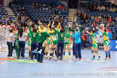 Podrían ser cinco los países de Panamérica en Mundial Femenino 2015  Mundo Handball